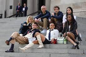 The cast of the Gossip Girl reboot ...