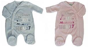 personalised baby grow sleep suit new baby gifts baby clothing birthday gifts