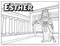 Small Picture Coloring Pages Esther Coloring Page Pages Esther Coloring Page