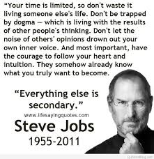 Steve Jobs Quotes On Life Classy Best Inspirational Steve Jobs Quotes Images
