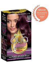 Color Royale Hair Colour Chart Olia 5 12 Medium Royal Amethyst
