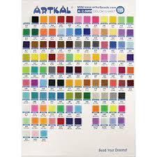 Mini Artkal Beads C 2 6mm Full Solid Color 90 Bags Cb1000 Fs