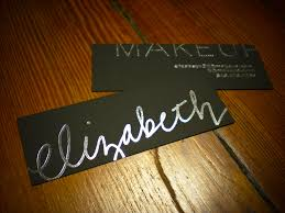 make up artist business card lovely s unveil business card for a makeup artist