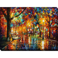 pretty inspiration colorful wall art small home decor leonid afremov night giclee print canvas free x27 on colorful wall art canvas with pretty inspiration colorful wall art small home decor leonid afremov
