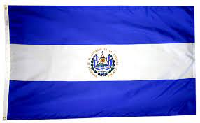 Flags for EL SALVADOR -- 100% MADE IN THE USA