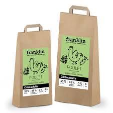 Croquettes poulet, patate douce et herbes FRANKLIN : avis, test, prix -  Conso Animo