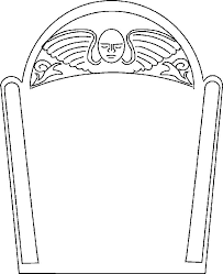 Blank Tombstone Template Printable For All Your Carving And Stencils ...