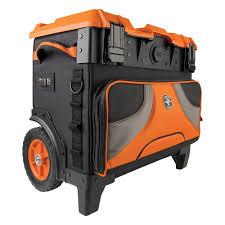 klein tools 22 in tradesman pro tool master rolling tool bag