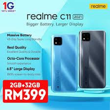 Realme C11 2021 (2GB + 32GB) – Original ...