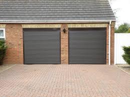 electric roller garage door