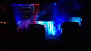 outdoor lighting effects. Halloween Outdoor Lighting Effects From Innovents In Berkshire, UK - YouTube