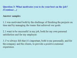 retail assistant interview questions and answers