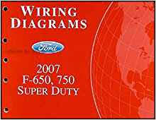 ford f f super dutytruck wiring diagram manual original 2007 ford f650 f750 super dutytruck wiring diagram manual original ford com books