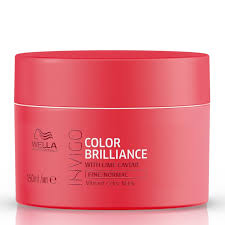 Wella Professionals Invigo Color Brilliance Vibrant Color Mask Fine 150ml
