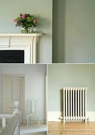 Grey green paint color Colors Sherwin Farrow Ball Paint Samples Up On The Wall Colors Look Totally Different In Space Then Grey Green Paint Color Elizabeth Burns Design Sage Green Color Scheme And Gray Grey Paint Colours Colors Of