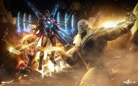 Avengers: Endgame wallpaper 4K to ...