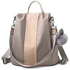 Charmore Women Backpack Purse Waterproof Nylon ... - Amazon.com