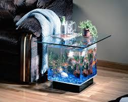 acrylic coffee table fish tank