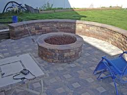 patio ideas with fire pit. Elegant Fire Pit Patio Ideas For Popular Houses Designing With