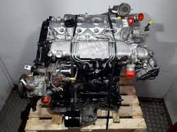 Toyota Avensis 2003 To 2007 Engine (Diesel / Manual) for sale from ...