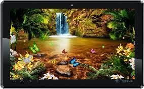 Jungle Waterfall Live Wallpaper Apk, Hd ...