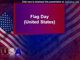 American Flag Powerpoint American Flag Day Powerpoint Presentation Authorstream