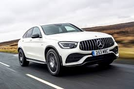 This is a smart little luxury crossover with an emphasis on drive. Mercedes Amg Glc 43 4matic Coupe 2020 Uk Review Autocar