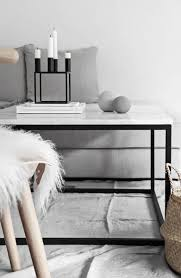 simple modern living room. Delighful Simple If Youu0027re Looking For Monochrome Living Room Decorating Ideas Take A Look  At This Modern Black And White Coffee Table Featuring Candleholders For Simple Modern Living Room I