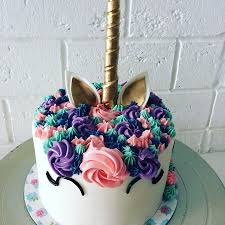Unicorn Birthday Cake Custom Made In Phuket Picture Of Passion