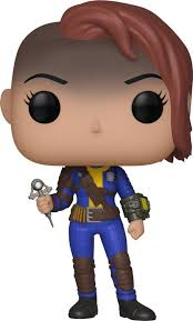 Фигурка Funko POP! Vinyl Games Fallout S2 Vault Dweller Female ...