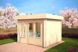 Home office in the garden Cheap Home Office Pods Garden Office Pod Garden Office Pod Ideas Home Office Ideas Small Garden Office Home Office Trendir Home Office Pods Garden Studios Offices Rooms Buildings Homes From