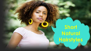 Natural African Hairstyles Easy Protective Hairstyles For Short Natural African Hair Youtube