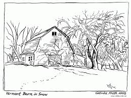 Barn Coloring Pages Of Barns 2096602 1280962 Attachments