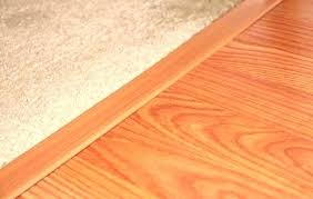 T Transition From Hardwood To Carpet Floor  Strips Laminate Flooring Source Installing Strip