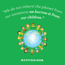 Earth Day Quotes Fascinating Happy Earth Day NatureBox Blog