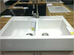 wood farmhouse sink reviews a looking for kitchen cozy with ikea marble countertop cabinets countertops all posts tagged care installation