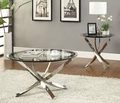 contemporary chrome coffee table jpg