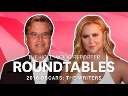 amy schumer aaron sorkin and more writers on thr s roundtables oscars 2016 you