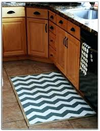 non slip kitchen rugs washable area awesome skid set home