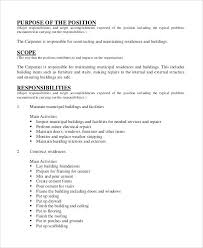 General Job Resume Example Objectives For Objective Assistant ...