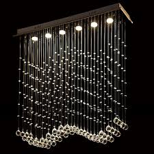 byb new wave raindrop crystal chandelier rain drop design led from rain drop chandeliers lighting