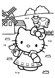 Select from 35478 printable coloring pages of cartoons, animals, nature, bible and many more. Free Printable Hello Kitty Coloring Pages For Kids