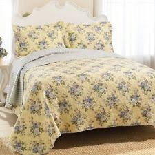 Victorian Style Quilts | eBay & Laura Ashley Linley Quilt Set Full/Queen Adamdwight.com