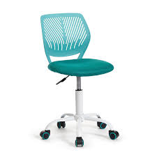 cheap office chairs amazon. Amazon.com: Green Forest Office Task Desk Chair Adjustable Mid Back Home Children Study Chair, Turquoise: Kitchen \u0026 Dining Cheap Chairs Amazon I