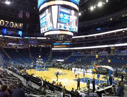 Amway Center Section 112 Seat Views Seatgeek