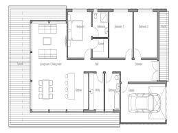 Small Modern House Plans Chahonpocom - Modern house plan interior design