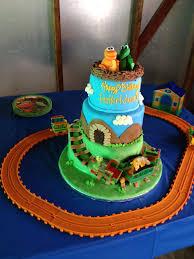 Dinosaur Train Cake Dinosaur Party Dinosaur Train Cakes