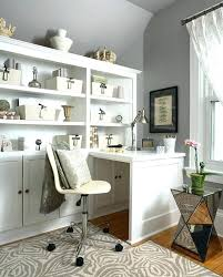 small space home office. Office Desk For Small Space Home View In Gallery  Organized