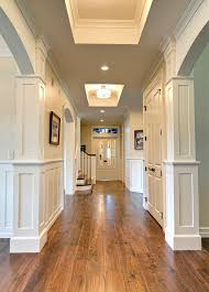 floor lighting hall. Hall Paint Designs Traditional With Crown Moulding Tray Ceiling Custom Woodwork Floor Lighting S