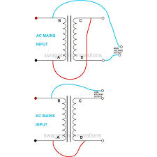 how to build a homemade variable voltage autotransformer building an autotransformer wiring diagram